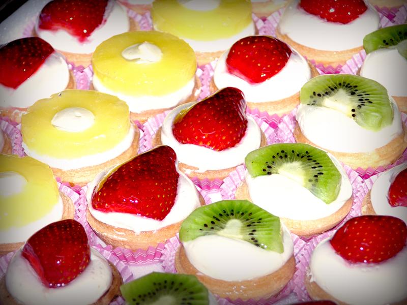 Ταρτάκια Φρούτου