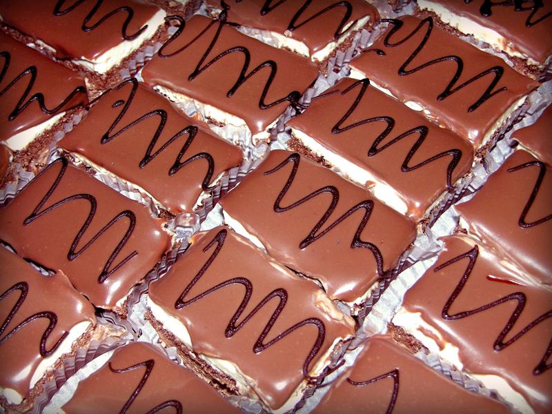 Παστάκια Σοκολάτας