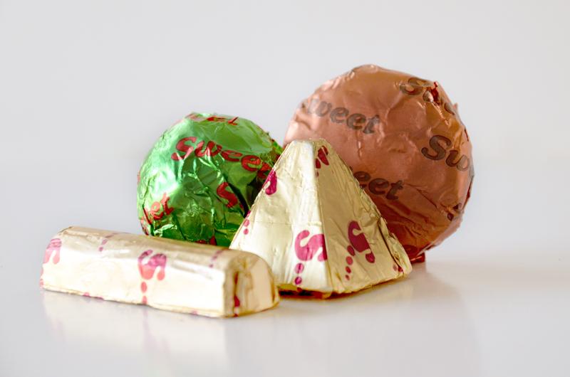 Γλυκάκια Πραλίνας 1
