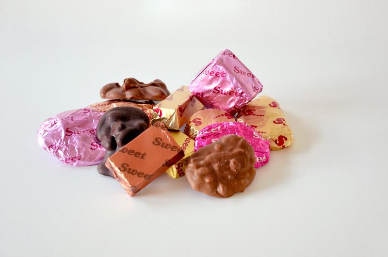Γλυκάκια Πραλίνας 2