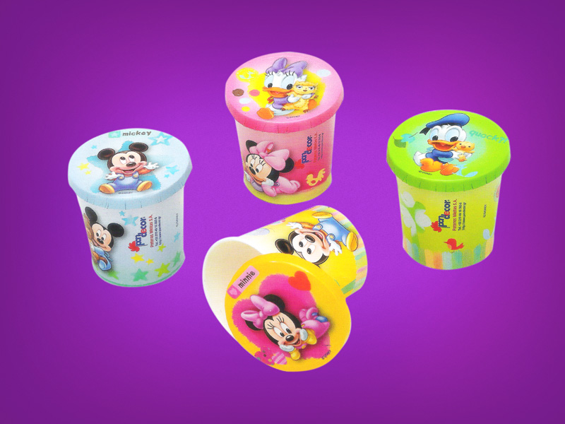 Baby Disney - Κυπελάκια